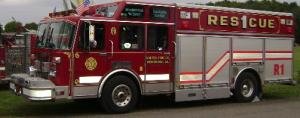 United Fire Company's Rescue 1