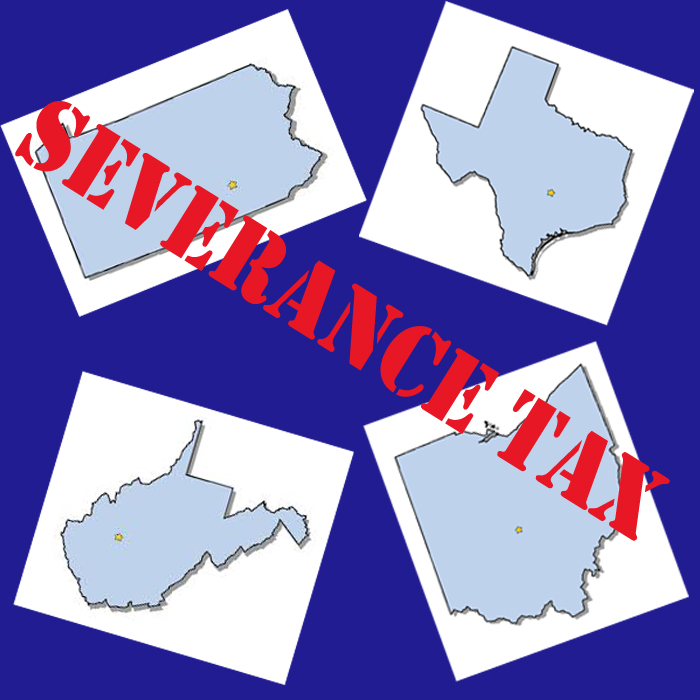A State-by-State Comparison Of The Severance Tax