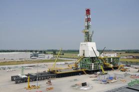 oil and gas lingo - skidding