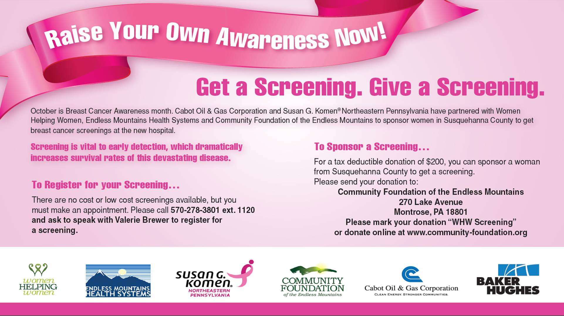 End Breast Cancer Forever