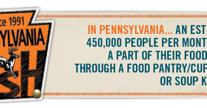 Hunters Sharing The Harvest: Fighting Hunger In Pennsylvania