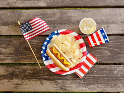 The 4th Of July With Natural Gas
