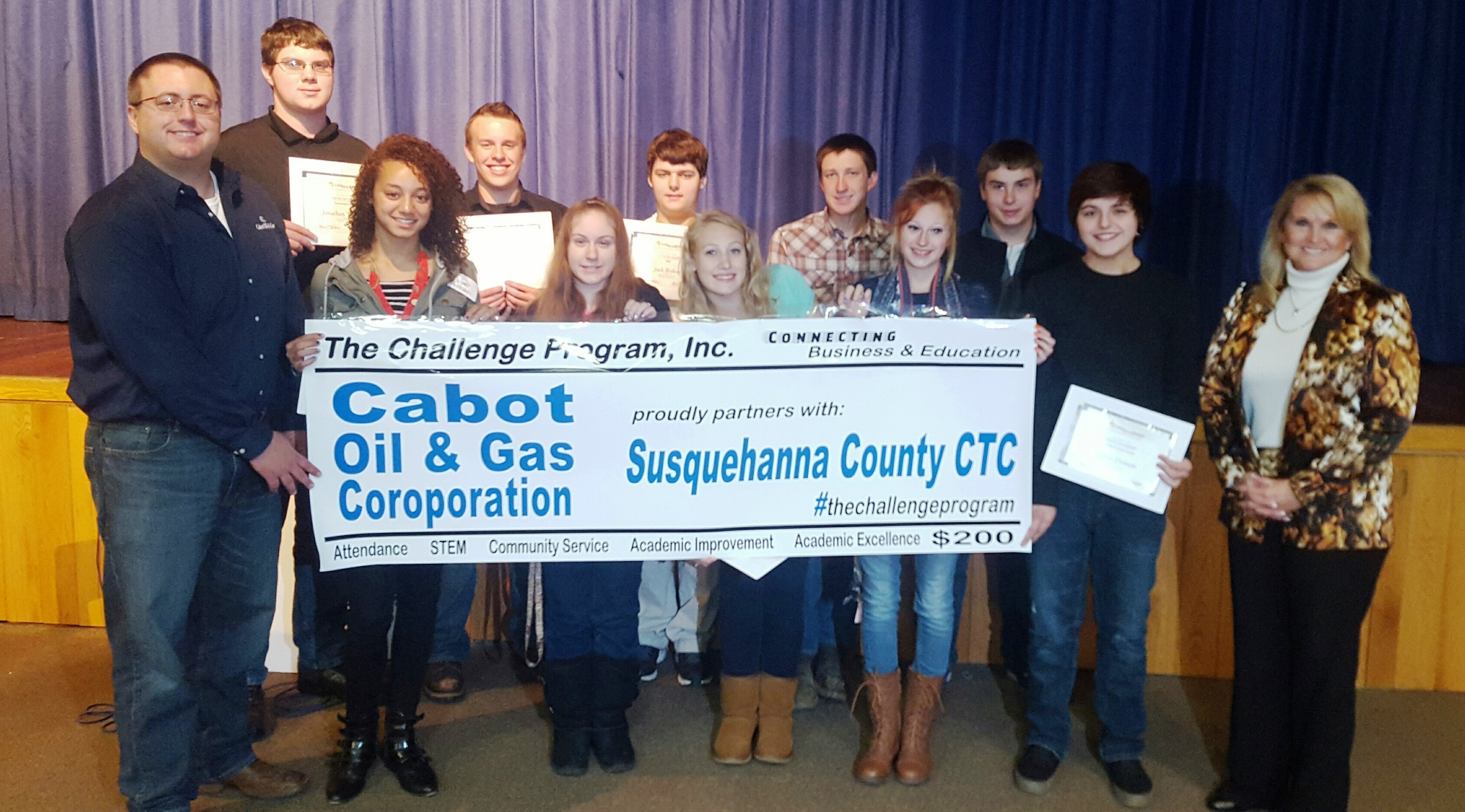 Susquehanna County CTC
