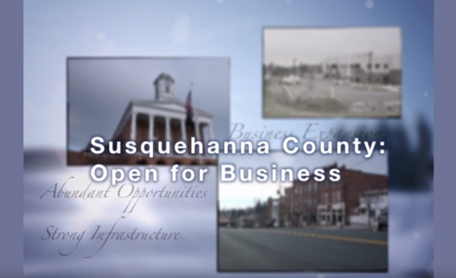 Value-Added Growth In Susquehanna County