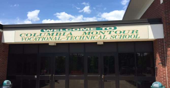 Cabot Hosts An Ice Cream Social At Columbia-Montour AVTS