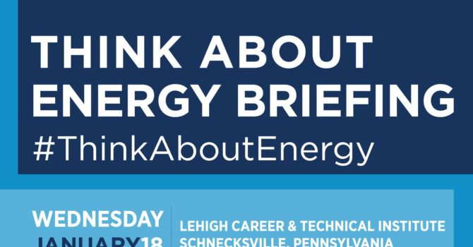 Think About Energy Comes To Lehigh Valley