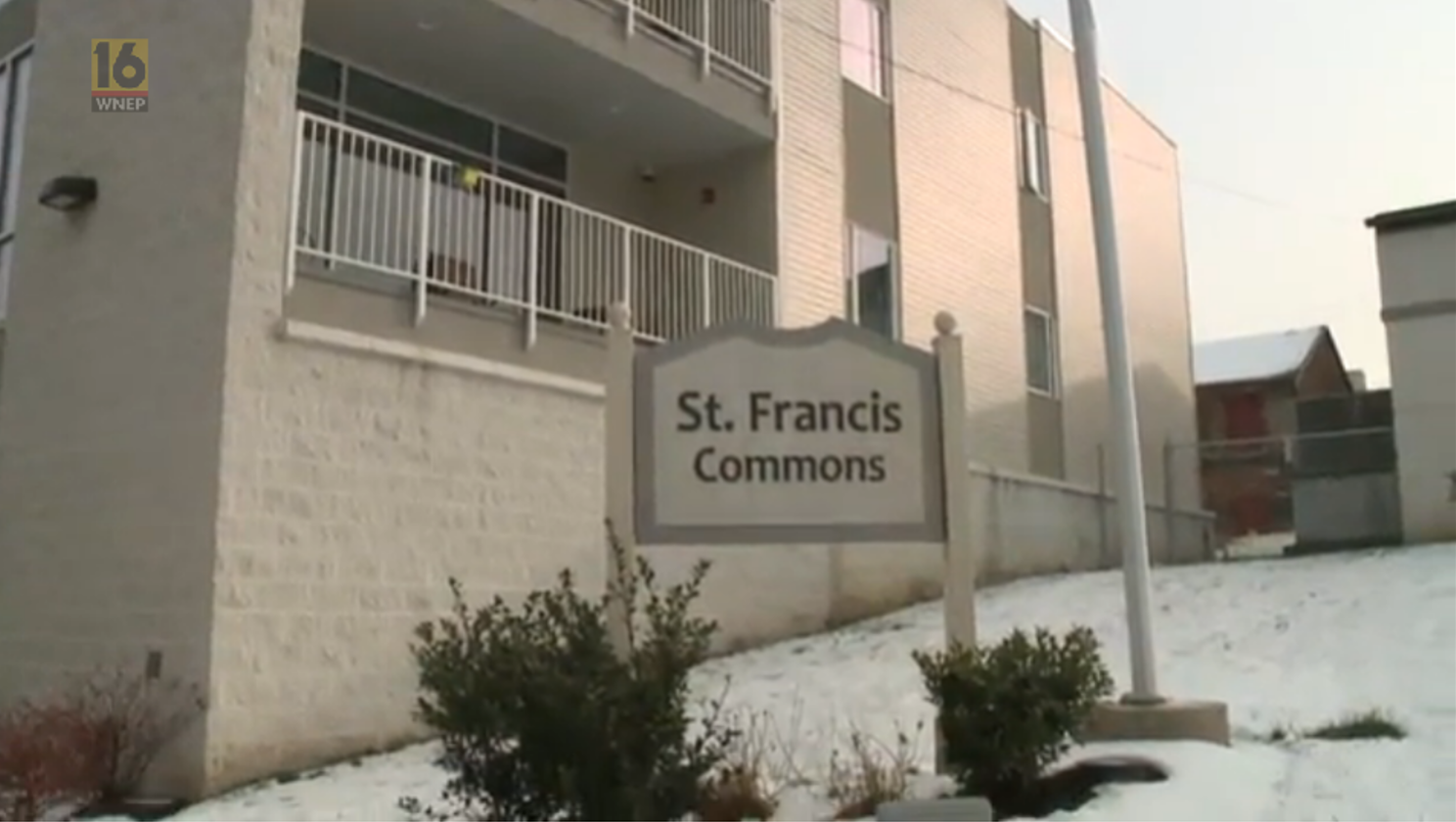 St Francis Commons