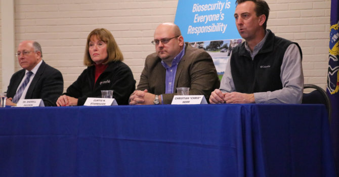Let's Talk About Biosecurity & Energy