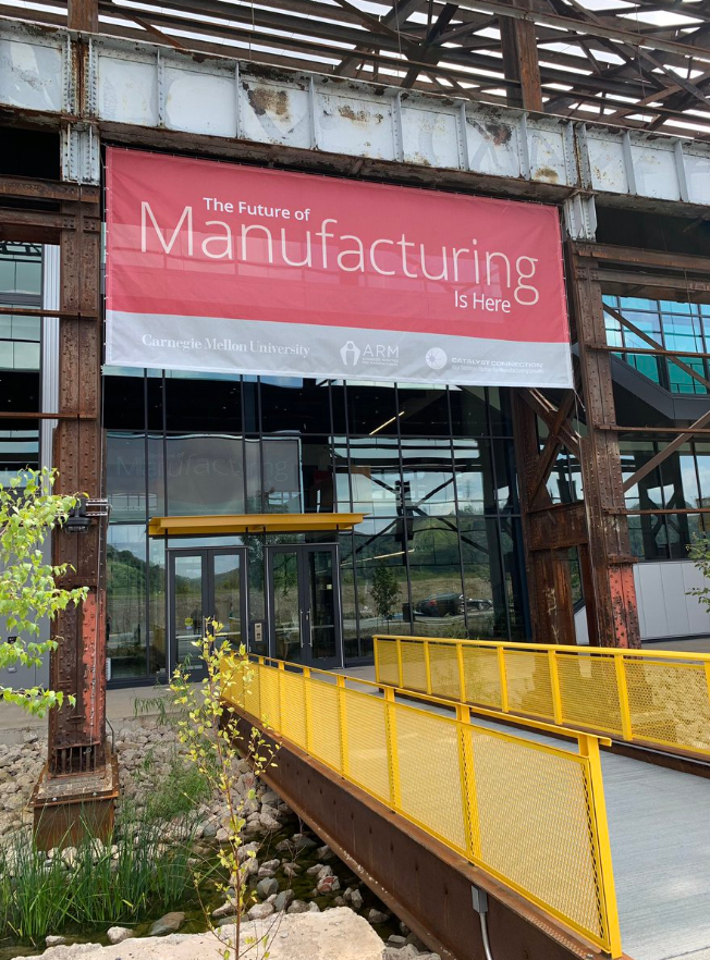 The future of manufacturing is here