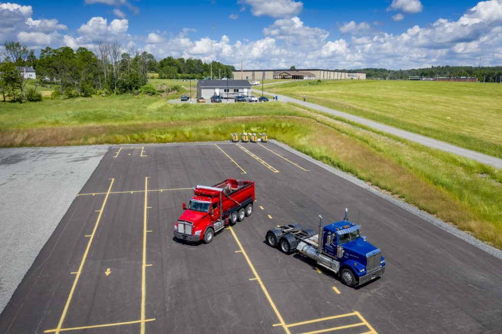 SCCTC's CDL School trains drivers on safe trucking