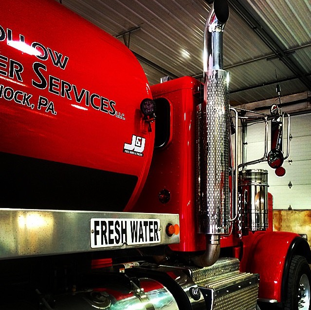 Sugar Hollow Water Services discusses trucking safety